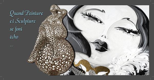 Artistes Maero Armonia, invitation vernissage