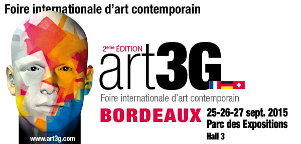 Salon Art Contemporain de Bordeau - art3g