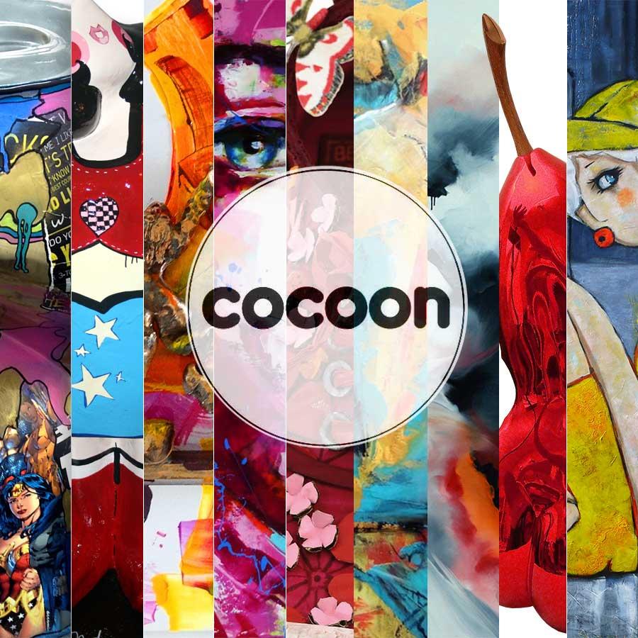 Invitations Salon Cocoon 2015 Bruxelles