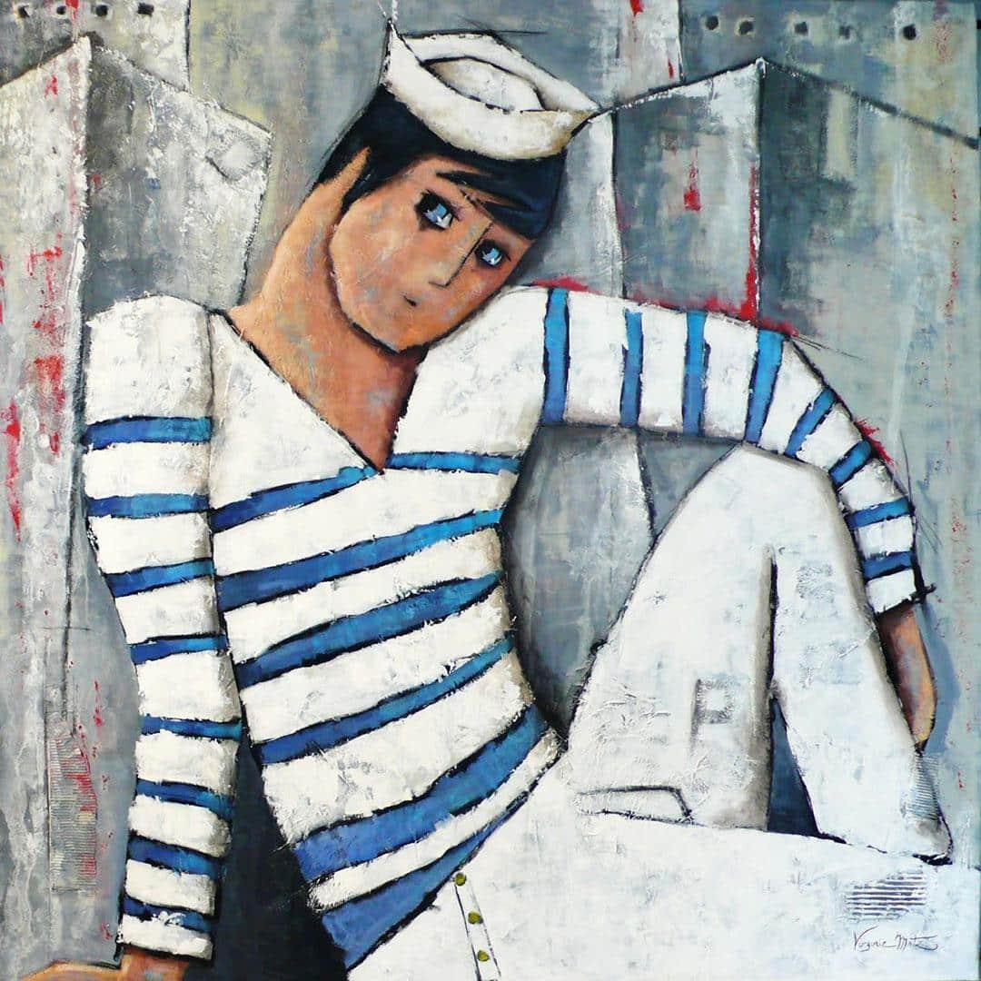 peinture bretonne contemporaine