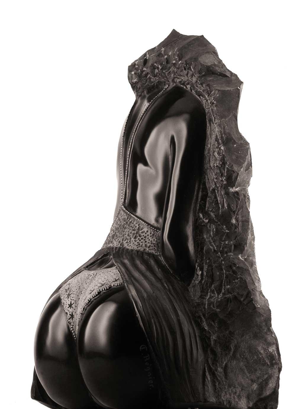 Dominique Régnier marbre Golzinne