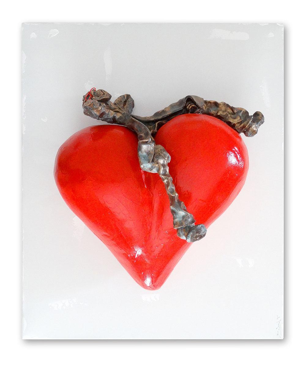 Bernard Saint Maxent - Sweet love - 80x100cm