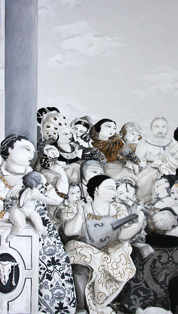 Maniérisme contemporain Thomas Diégo Armonia