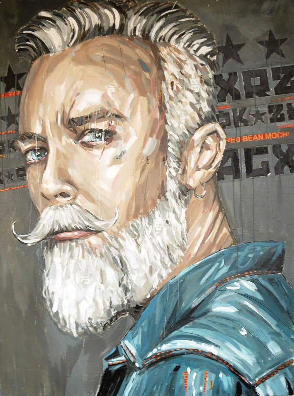 Art Urbain Contemporain Frédéric Adrait