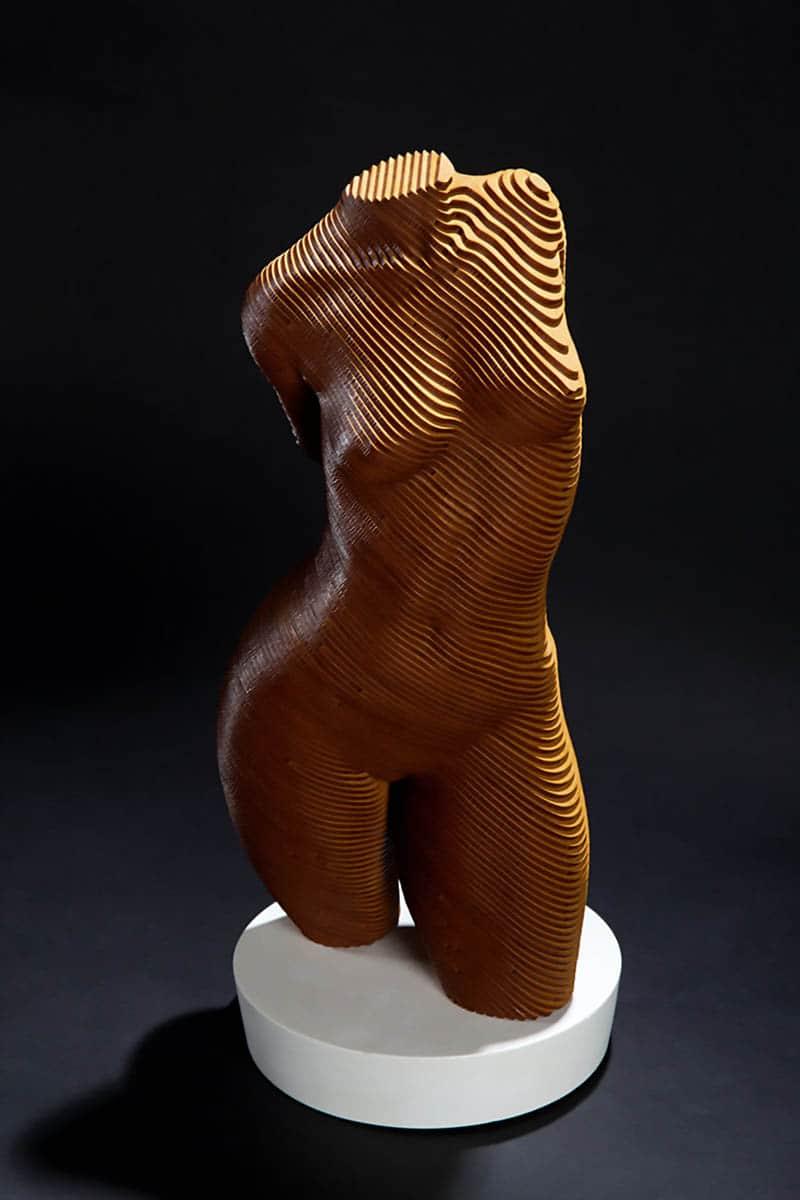 sculpteur contemporain français