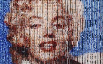 Art Cinétique Contemporain – Artiste: LNG